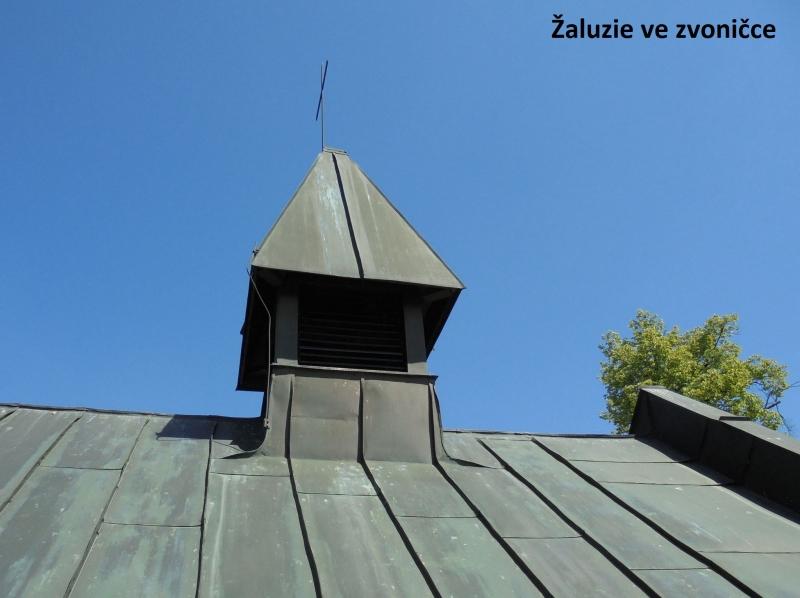 Zaluzie-zvonicka